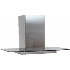 Кухонная вытяжка Elikor Алмаз 90Н-650-ЭЗГ нерж. сталь/тонированное стекло