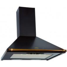 Кухонная вытяжка Elikor Вента 60П-430-П3Л антрацит/рейлинг бронза