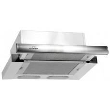 Кухонная вытяжка Elikor Интегра 650П-400-В2Л белый/нерж. сталь