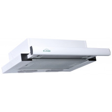 Кухонная вытяжка Elikor Интегра 60П-400-В2Л белый/белый