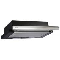 Elikor Интегра 60П-400-В2Л черный/нерж. сталь