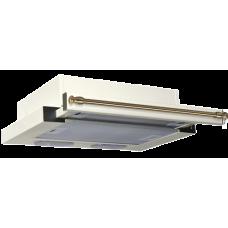 Кухонная вытяжка Elikor Интегра 60П-400-В2Л молоко/бронза