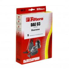 Пылесборник Filtero DAE 03 Standard