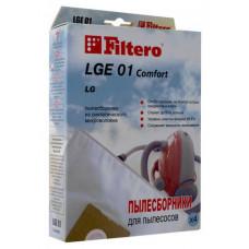 Пылесборник Filtero LGE 01 Comfort