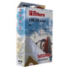 Пылесборник Filtero LGE 03 Comfort