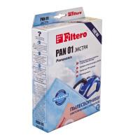 Пылесборник Filtero PAN 01 Экстра