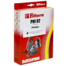 Пылесборник Filtero PHI 02 Standart